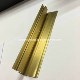 Square, Round, Different aluminum Alloy extruding of profiles for Door and Window tube 96