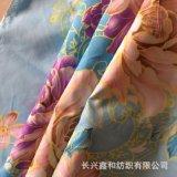 明白なポリエステルによって編まれたファブリック顔料はホーム織物のために印刷した