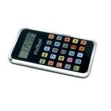 Чалькулятор типа Smartphone ABS с подгонянным логосом