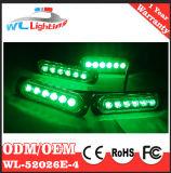 Зеленая решетка Lighthead СИД