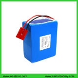 Batteria LiFePO4 del litio 26650 di 12.8V diplomata Ce 50ah per il sistema solare