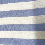 mousseline de soie cationique du plaid 50*68d pour la robe de vêtement d'écharpe