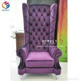 De goedkope Salon Furnitures van de Spijker van de Stoelen van de Pedicure met Platform en Kom