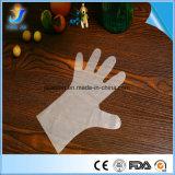 Freier Stretchable medizinischer TPE-Wegwerfhandschuh für Handgebrauch