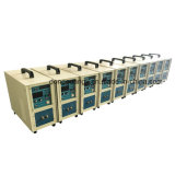calentador de inducción eléctrica portable de alta frecuencia 15kw para la soldadura