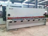 Nc/CNC hidráulica opcional de metal de hoja de máquina cizalla guillotina