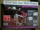 지능적인 테이블 동료 Foldable 접히는 Tablemate