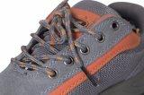 Zapatos de trabajo cómodos al aire libre de la seguridad de la fábrica