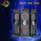 Strumentazione di lusso di divertimento della macchina del gioco del dardo con l'affissione a cristalli liquidi di HD