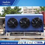 Gebildet China-neue Art-im energiesparenden Flocken-Eis-Hersteller mit PLC-Bildschirm-Controller