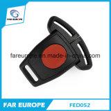 Fed052 hebilla del bloqueo del cinturón de seguridad del niño de 3 puntas