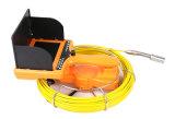 7' ' Pantalla Digital DVR/tubo de desagüe/Consumo/Vídeo de la chimenea de la Cámara de inspección 7DH