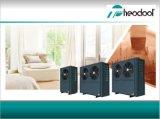 Sorgente di aria aria-acqua del riscaldatore di acqua della pompa termica Evi