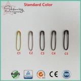 Горячая продажа 22мм смешанной окраски металлических U форма Coilless предохранительного штифта