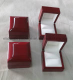 Caja de embalaje de la joyería de madera barata del precio de la calidad superior
