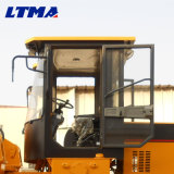 Caricatore di Ltma caricatore della rotella della parte frontale da 26 tonnellate con la forcella