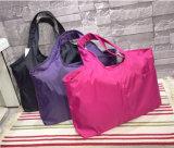 大きい容量のナイロントートバック、ナイロンお母さん袋