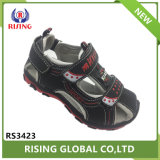 Meilleure vente d'enfants garçons sandales de cuir avec design confortable