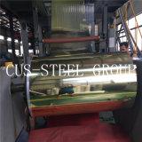 China-Spiegel-Ende Relfective Aluminiumblatt-/goldener Farben-Spiegel-Aluminiumring