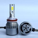 Automobil-Scheinwerfer der Auto-Installationssatz-C6 H8 H9 H11 LED