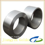 El acero inoxidable del ANSI y el acero de carbón forjaron el anillo