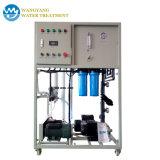 1000 litre par jour purificateur d'eau par osmose inverse la machine