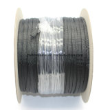 Nyloneinzelheizfaden expandierbares umsponnenes Sleeving für Draht u. Kabel