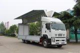 LKW 6X4 Wing Van Truck China-Isuzu
