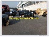 stuoia della pavimentazione 6MPa di 5.6mm/6.4mm/8mm/9mm/stuoia di gomma Rolls per il trasporto delle merci pesanti