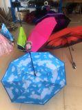 [توب قوليتي] عالة علامة تجاريّة مستقيمة مطر عكس يعكس خارجيّ سيارة مظلة