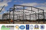 Almacén prefabricado reciclable de la estructura de acero del edificio