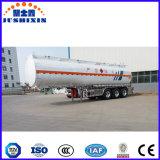 3 Axles сырой нефти топливозаправщика перевозки топливного бака трейлер Semi