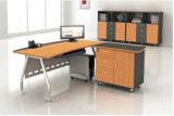 家具の事務机のコンピュータ表デザイン執行部表