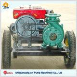 De draagbare HandZuigpomp van de Dieselmotor