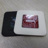 カスタムプラスチックコップのコースターは、90 x 90のmmを大きさで分類する