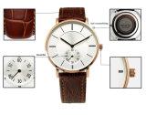 Роскошь Ультра тонкий Мода часы