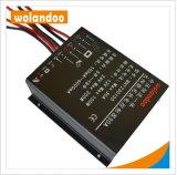 30A 12V de alta potencia PWM controlador solar