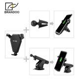 Support sans fil rapide de téléphone de véhicule de chargeur de Qi sans fil de chargeur de véhicule