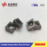 Inserciones de carburo de tungsteno de corte CNC de Zhuzhou