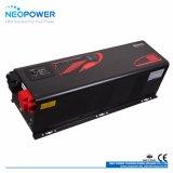 Uninterruptible Systeem van de Omschakelaar van de Macht gelijkstroom-aan-AC (1~12kW)
