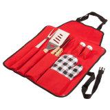 7-х-барбекю на открытом воздухе инструменты кухонные принадлежности, сумка для пикника