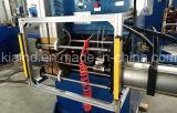Machine de soudage bout à bout de tube de cuivre et de tube d'aluminium