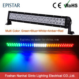 Multi-Color impermeable Offroad 240W 42pulgadas de la barra de luz LED (GT31001EP-240MT)