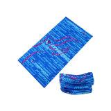 マルチ使用の連続したスカーフの継ぎ目が無いカスタムロゴのバンダナ(YH-HS542)