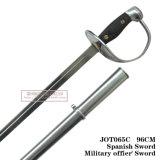Spada Commanding spagnola 96cm Jot065c degli ufficiali militari della spada
