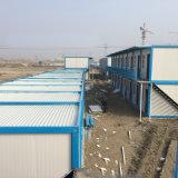 Het Huis van de Container van de goede Kwaliteit 20FT/prefabriceerde het Huis van de Container voor het Kamp van de Arbeid