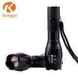Горячие продажи на заводе 5 режимов тактических аккумулятор T6 светодиодный фонарик фонарик