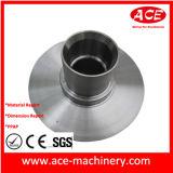 Ferragem Lathing de alumínio 044 da peça de maquinaria do OEM