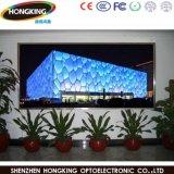 Pared de interior delgada del vídeo de la visualización de LED del alquiler P2 LED