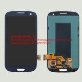 Schermo dell'affissione a cristalli liquidi del rimontaggio dei pezzi di ricambio del telefono mobile per l'affissione a cristalli liquidi della galassia S3 I9300 di Samsung